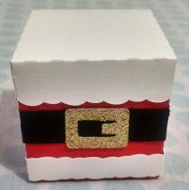 Caixa Mini Pão de Mel Natal