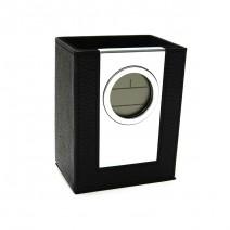 Relógio Digital Porta Caneta